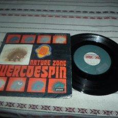 Discos de vinilo: NATURE ZONA PUERCOESPIN. Lote 57412535