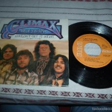 Discos de vinilo: CLIMAX BLUES BAND COULDN'T GET IT RIGHT. Lote 57412785