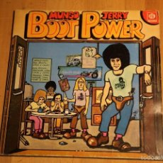 Discos de vinilo: MUNGO JERRY - BOOT POWER LP DE SELLO PYE EDICION . Lote 57419914