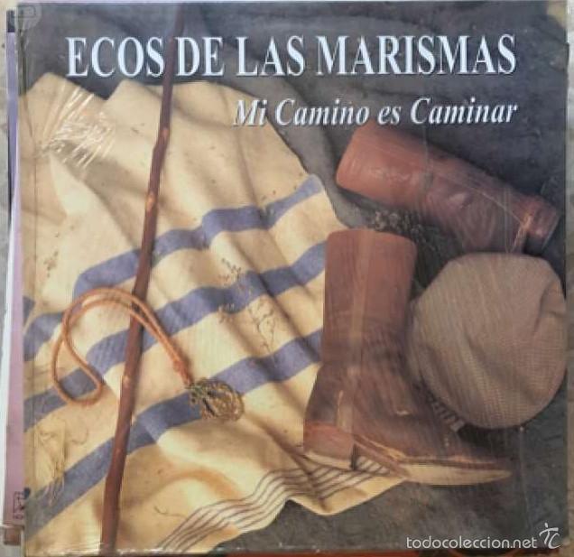 ECOS DE LAS MARISMAS MI CAMINO ES CAMINAR (Música - Discos - Singles Vinilo - Flamenco, Canción española y Cuplé)
