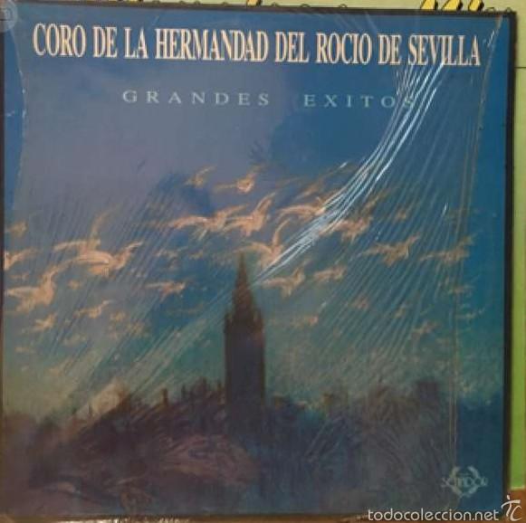CORO HERMANDAD DEL ROCIO DE SEVILLA (Música - Discos de Vinilo - Maxi Singles - Flamenco, Canción española y Cuplé)