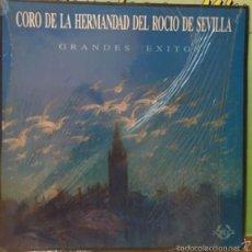 Discos de vinilo: CORO HERMANDAD DEL ROCIO DE SEVILLA. Lote 57435424