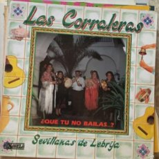 Discos de vinilo: DISCO VINILO LAS CORRALERAS. Lote 57436351