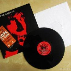 Discos de vinilo: SOPA DE CABRA - LA RODA - VINILO ORIGINAL 1990 PRIMERA EDICION SALSETA RECORDS. Lote 57436420