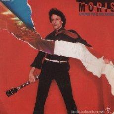 Discos de vinilo: MORIS - ATRAPADO POR EL ROCK AND ROLL SINGLE MOVIDA MADRILEÑA ROCK ARGENTINO. Lote 57439396