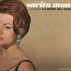 Discos de vinilo: LP SARITA MONTIEL : LA REINA DEL CHANTECLER ( DISCO HIGH FIDELITY, EDITADO EN ESTADOS UNIDOS). Lote 57441565
