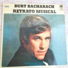 Discos de vinilo: BURT BACHARACH - RETRATO MUSICAL -ED ESPAÑOLA ARIOLA 1971 -DOBLE PORTADA. Lote 57450091