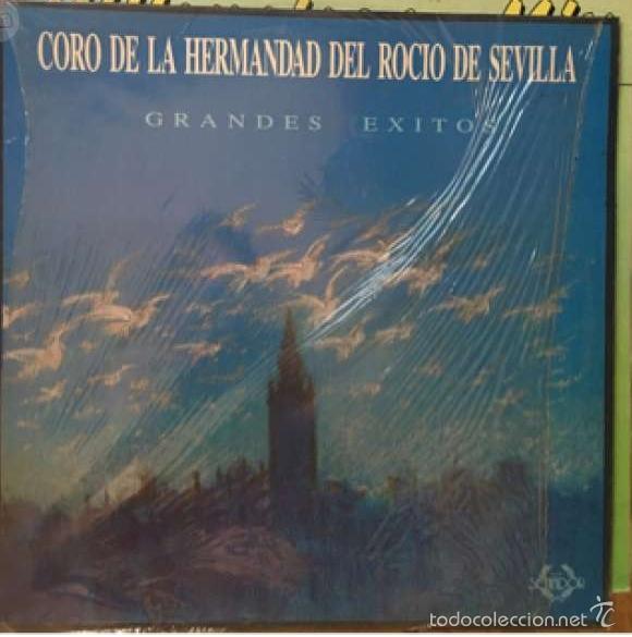 Discos de vinilo: Coro Hermandad del Rocio de Sevilla - Foto 2 - 57435424