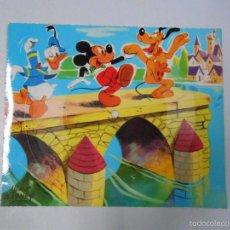 Discos de vinilo: PLUTO MICHEY Y DONALD - FONOSCOPE COLOR Y MUSICA AÑO 1958 - AL PAIS DE LA ILUSION. TDKDS6. Lote 57470739