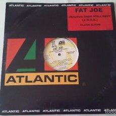 Discos de vinilo: FAT JOE - JEALOUS ONES STILL ENVY (J.O.S.E.) - 2LP - 2001. Lote 57471648