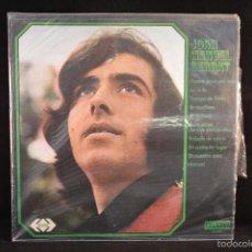 Discos de vinilo: JOAN MANUEL SERRAT - JOAN MANUEL SERRAT - LP. Lote 57472813