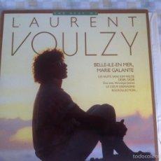 Discos de vinilo: LP LAURENT VOULZY-THE BEST OF. Lote 57473802