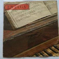 Discos de vinilo: ANTONIO VIVALDI - LA FUGA (HISTORIA DE LA MUSICA CODEX II) (PARTES 1 Y 2) (1966). Lote 57474536