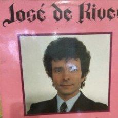 Discos de vinilo: JOSE DE RIVES-ARTE Y COPLA-1992-NUEVO!!. Lote 57475385