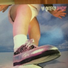 Disques de vinyle: THE OUTFIELD-BANGIN'-1987-NUEVO!!. Lote 69963298