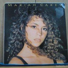 Discos de vinilo: MARIAH CAREY - MARIAH CAREY - CBS CBS 466815 - 1990. Lote 57478501