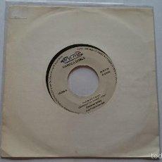 Discos de vinilo: VAINICA DOBLE - PASOS EN FALSO / LA FUNCIONARIA (1984). Lote 57478807