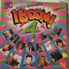 Discos de vinilo: BOOM 4 DISCO DE VINILO. Lote 57480092