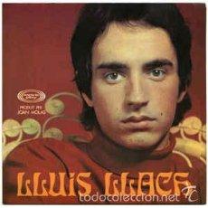 Discos de vinilo: LLUIS LLACH - IRENE / DESPERTAR / RES NO HA ACABAT / TEMPS I TEMPS... EP MOVIEPLAY 1967. Lote 57482921