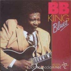 Discos de vinilo: BB KING - BLUES. Lote 57486697