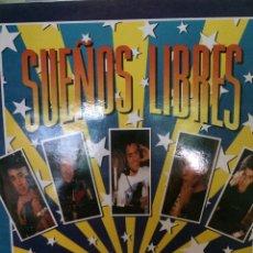 Discos de vinilo: SUEÑOS LIBRES-1991-ESPECTACULAR-NUEVO!!!. Lote 57494721