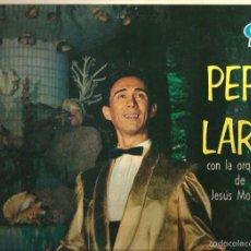 Discos de vinilo: LP PEPE LARA (VOZ DE LOS CHAVALES DE ESPAÑA) CON LA ORQUESTA DE JESUS MORENO . Lote 57496383