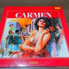 Discos de vinil: CARMEN LA OPERA 1 SALVAT LP VINILO CLASICA BB. Lote 78564998
