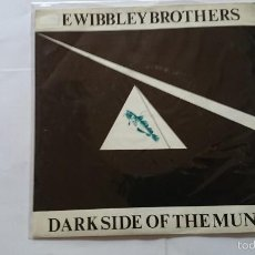 Discos de vinilo: THE WIBBLEY BROTHERS (DARK SIDE OF THE MUNE) - FIRST AID / NO MORE CANOEING +2 (EP EDIC. UK 1981). Lote 57517262