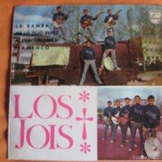 Discos de vinilo: LOS JOIS EP PHILIPS 1965 LA BAMBA/ ME LO DIJO PEREZ/ FLAMENCO +1 BRINCOS TWIST BEAT. Lote 57517650