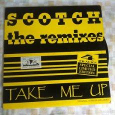 Discos de vinilo: 12 MAXI-SCOTCH-TAKE ME UP. Lote 57517763
