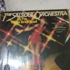 Discos de vinilo: THE SALSOUL ORCHESTRA-UP THE YELLOW BRICK ROAD-1978-SIN USO COMO NUEVO. Lote 57518066