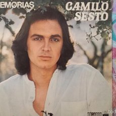 Discos de vinilo: CAMILO SESTO. Lote 57525074