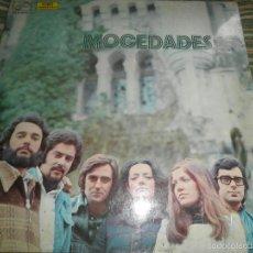Discos de vinilo: MOCEDADES - MOCEDADES 5 LP - ORIGINAL ESPAÑOL - NOVOLA / ZAFIRO 1980 - GATEFOLD COVER. Lote 57526403