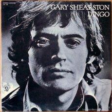 Discos de vinilo: GARY SHEARSTON : DINGO [ESP 1974] LP. Lote 55077104