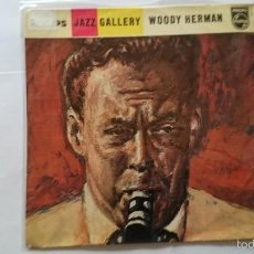 Vinyl records - WOODY HERMAN - FOUR BROTHERS / KEEN & PEACHY / THE THIRD HERD +1 (SOLO CUBIERTA) (EDIC. HOLANDESA) - 57532532