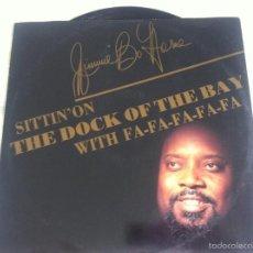 Discos de vinilo: 12 MAXI-JIMMIE BO HORNE-THE DOCK OF THE BAY. Lote 57532793