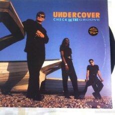 Discos de vinilo: 12 MAXI-UNDERCOVER-CHECK OUT THE GROOVE. Lote 57532970