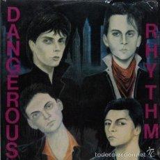 Discos de vinilo: DANGEROUS RHYTHM -DANGEROUS RHYTHM-PUNK POST PUNK EDICION 2015. Lote 57534184