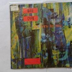 Discos de vinilo: WILLIE COLON - SET FIRE TO ME (LATIN JAZZBO VERSION) / SET FIRE TO ME (INFERNO DUB VERSION) (1986). Lote 57537760