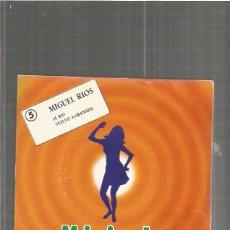 Discos de vinilo: MIGUEL RIOS. Lote 57540481