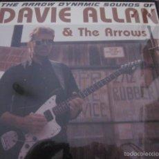 Discos de vinilo: DAVIE ALLAN & THE ARROWS - THE ARROW DYNAMIC SOUND OF - LP - USA 1999 - SURF - MINT.. Lote 57543069