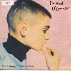 Discos de vinilo: SINEAD O'CONNOR / THE EMPEROR'S NEW CLOTHES / WHAT DO YOU WANT (SINGLE 1990). Lote 57544504