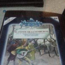 Discos de vinilo: LA ZARZUELA EL CONDE DE LUXEMBURGO. C2V. Lote 57547507
