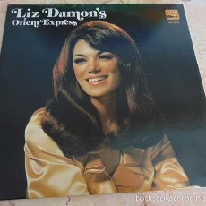 Discos de vinilo: LIZ DAMON'S ORIENT EXPRESS – LIZ DAMON'S ORIENT EXPRESS - LP WHITE WHALE USA 1970 PORTADA GATEFOLD. Lote 57548159