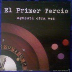 Discos de vinilo: EL PRIMER TERCIO - APUESTA OTRA VEZ. SINGLE 10 PULGADAS 1989. DRO.. Lote 57549262