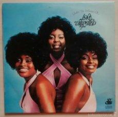 Discos de vinilo: LOVE UNLIMITED – UNDER THE INFLUENCE OF LOVE UNLIMITED / LP - SPAIN 1973. Lote 57550012