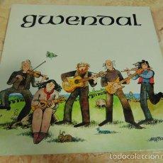 Discos de vinilo: GWENDAL - LP 1978. Lote 57550527