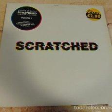 Discos de vinilo: ETIENNE DE CRÉCY – SCRATCHED VOLUME 1 - MAXISINGLE 2001. Lote 57550542