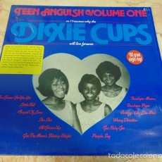Discos de vinilo: THE DIXIE CUPS – TEEN ANGUISH VOLUME ONE - LP GET BACK. Lote 57550721