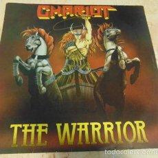 Discos de vinilo: CHARIOT - THE WARRIOR - LP HEAVY METAL 1987. Lote 57550874